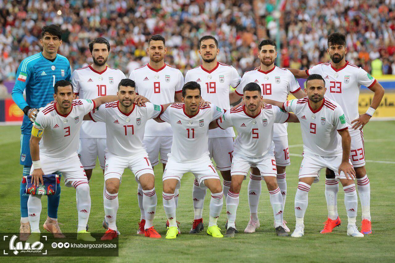 پخش زنده فوتبال ایران و کامبوج از شبکه 3