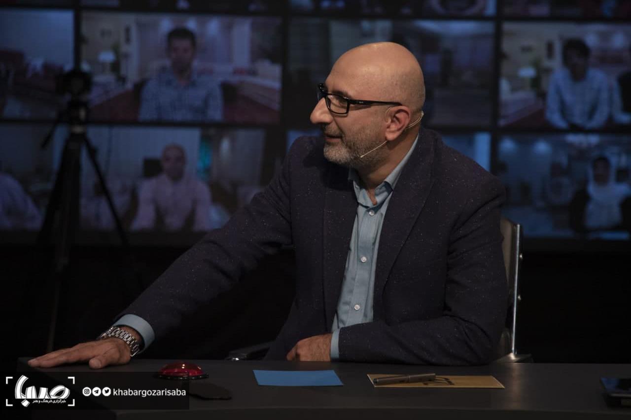 """پخش امشب فصل دوم """"شبیه سازی"""" / فرزین محدث داستان زندگی او را روایت می کند"""