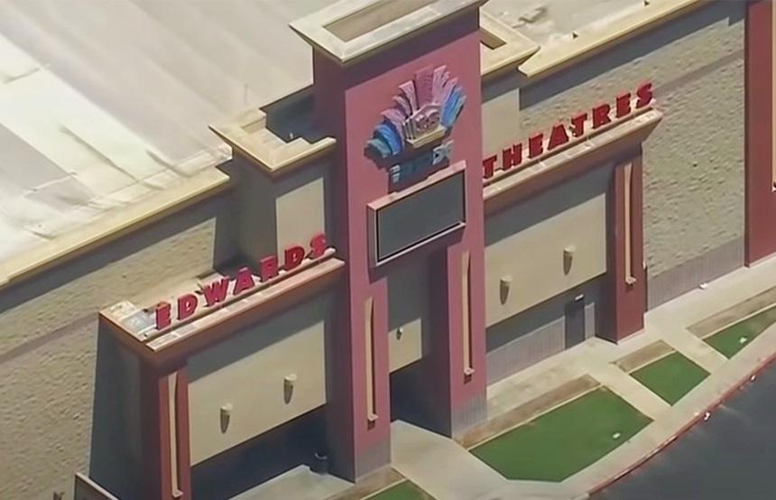 تیراندازی در یک سالن سینما در کالیفرنیا یک کشته برجای گذاشت